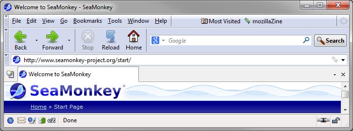 Gooey Software - Firefox & SeaMonkey addons (Firefox 3 theme for